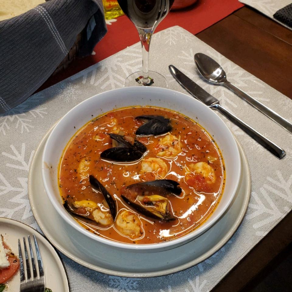 Italian Cioppino