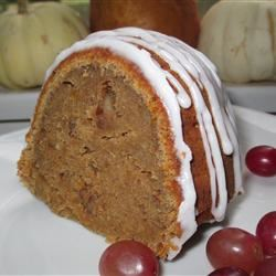 Pumpkin Spice Bread AuntE