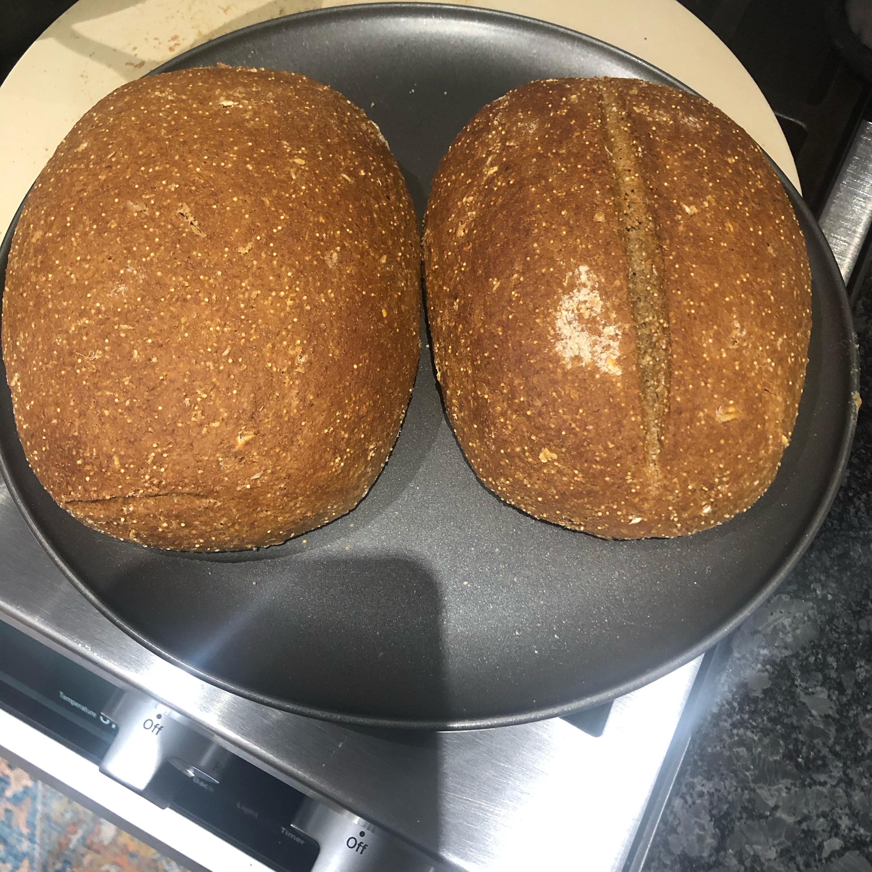High Fiber Bread