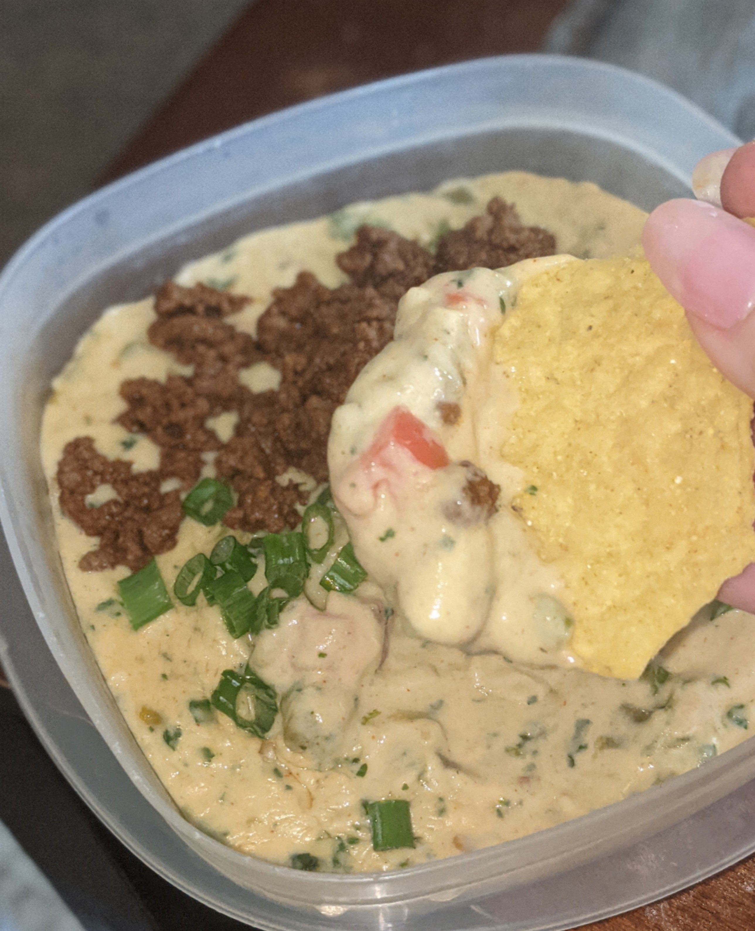 Chef John's Queso Dip