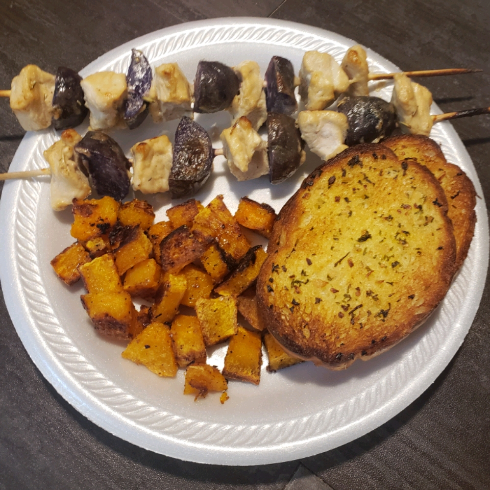 Rosemary Ranch Chicken Kabobs Cheri Rose Caire