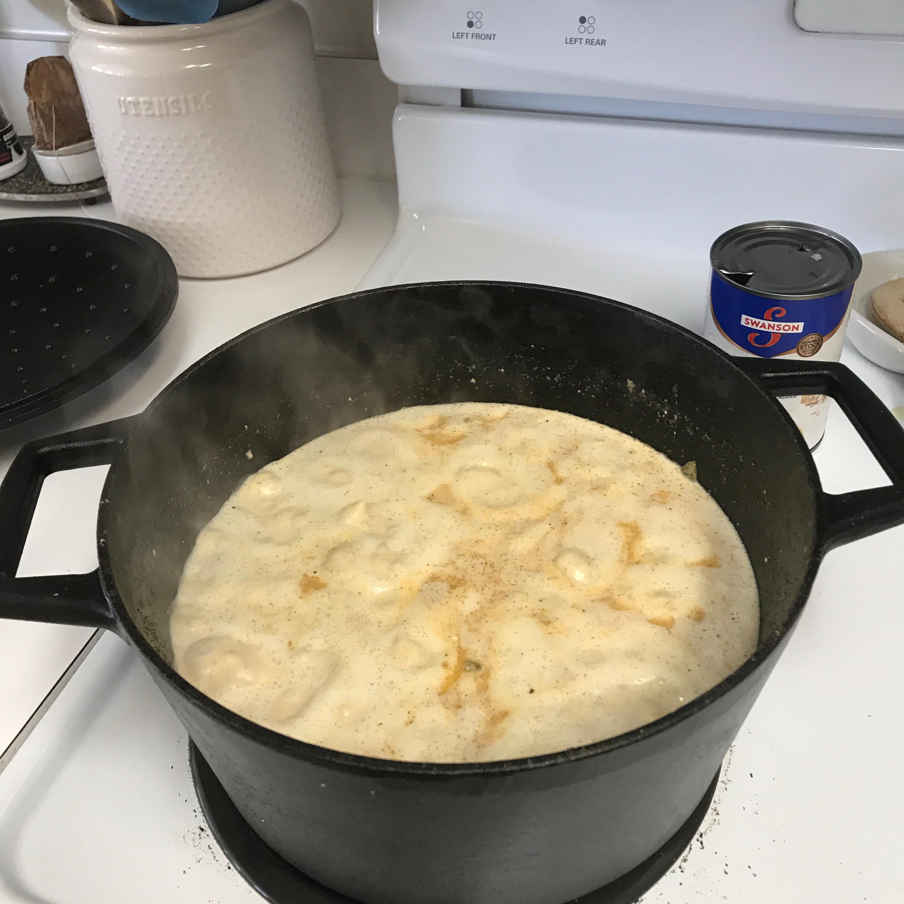 Keto White Chicken Chili kcegal