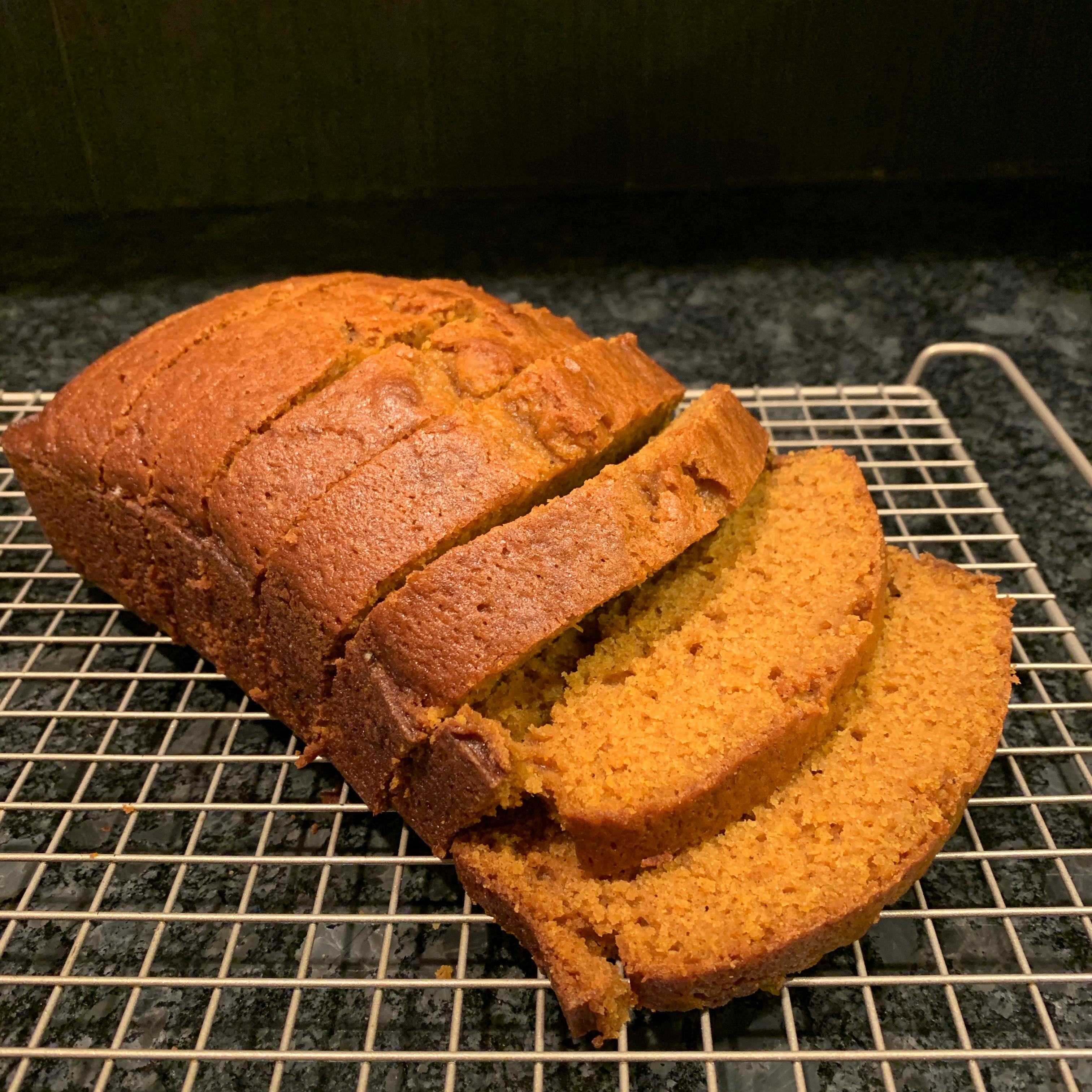 Pumpkin Bread III