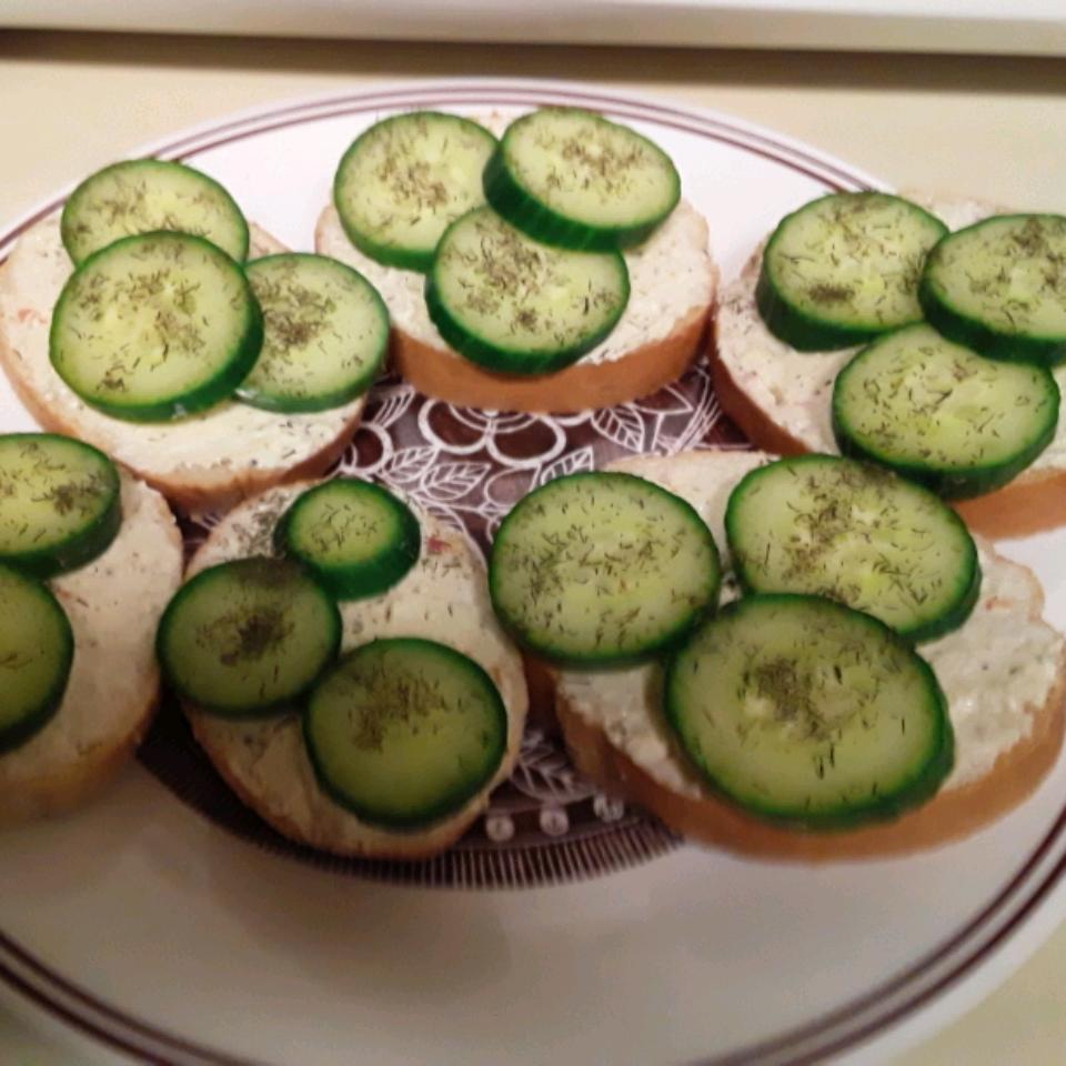 Cucumber Sandwiches III Scott Magee