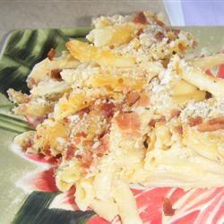 Easy Weeknight Bacon Mac 'n Cheese Kori Lavertue