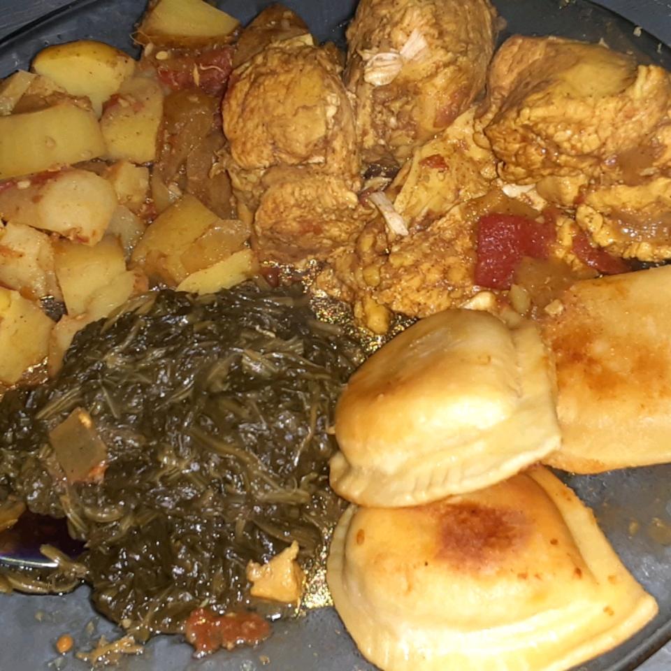 Chicken Vindaloo Leslie Hood
