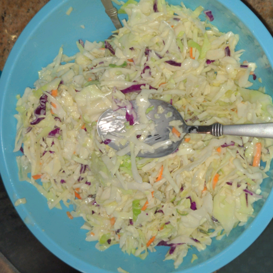 Aw-some Coleslaw