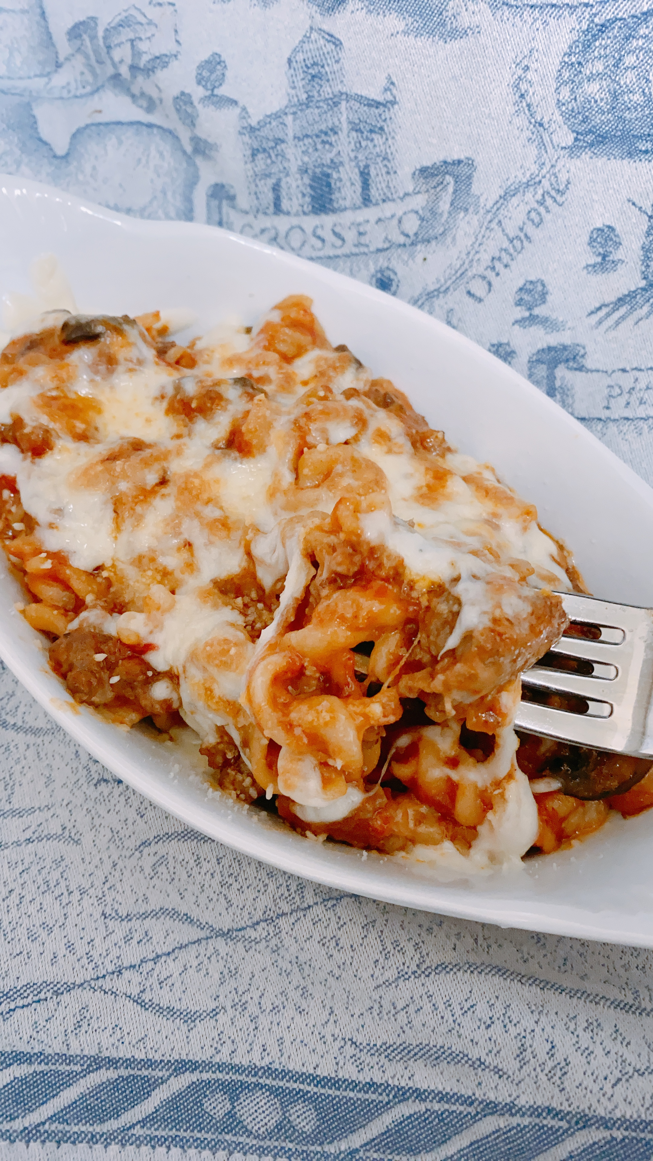 Instant Pot® Pizza Pasta