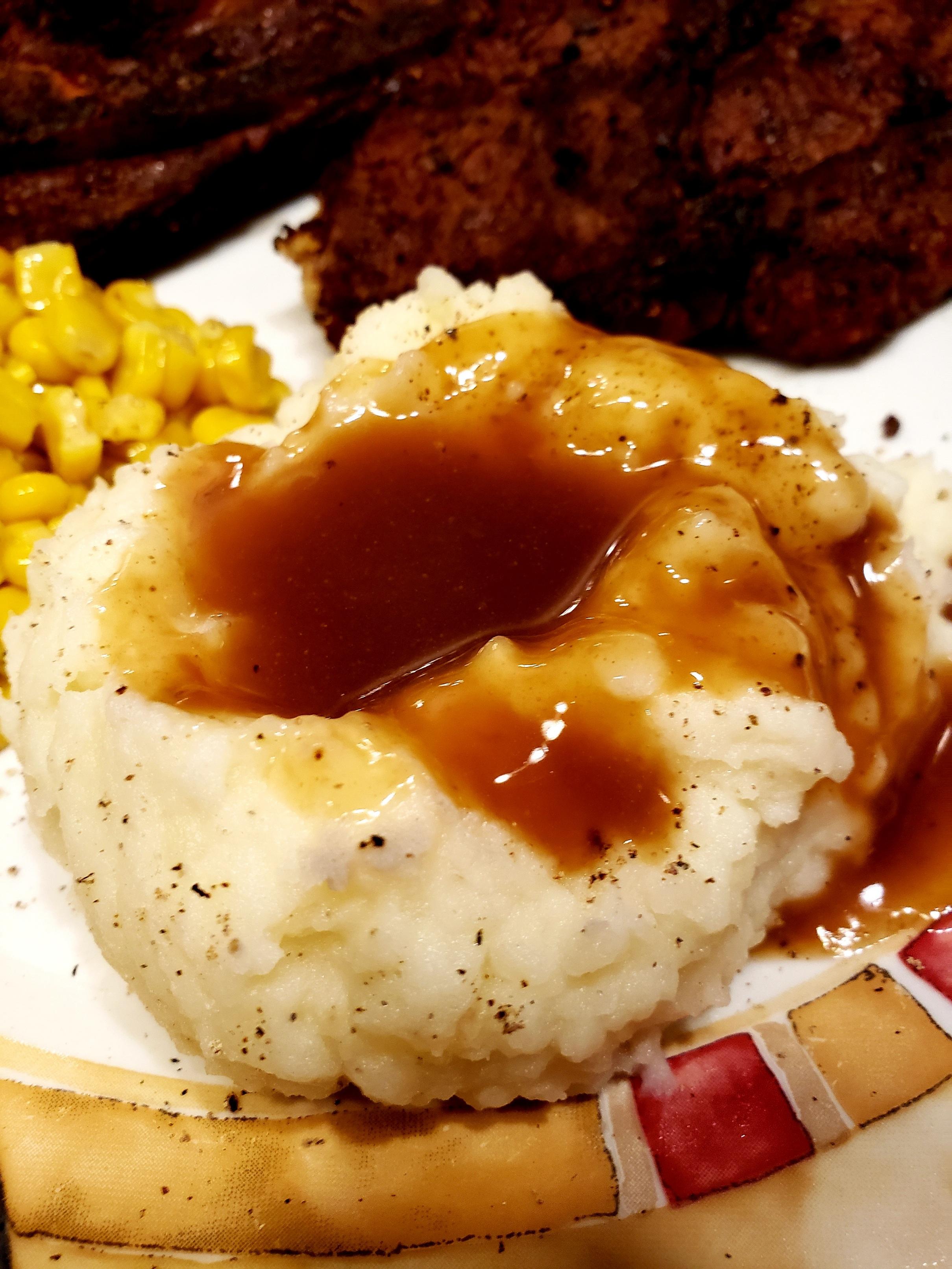 Martina McBride's Kansas Creamy Mashed Potatoes