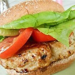 cilantro chicken burgers with avocado recipe