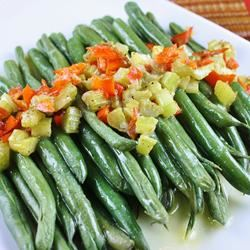 Garlic Green Beans naples34102