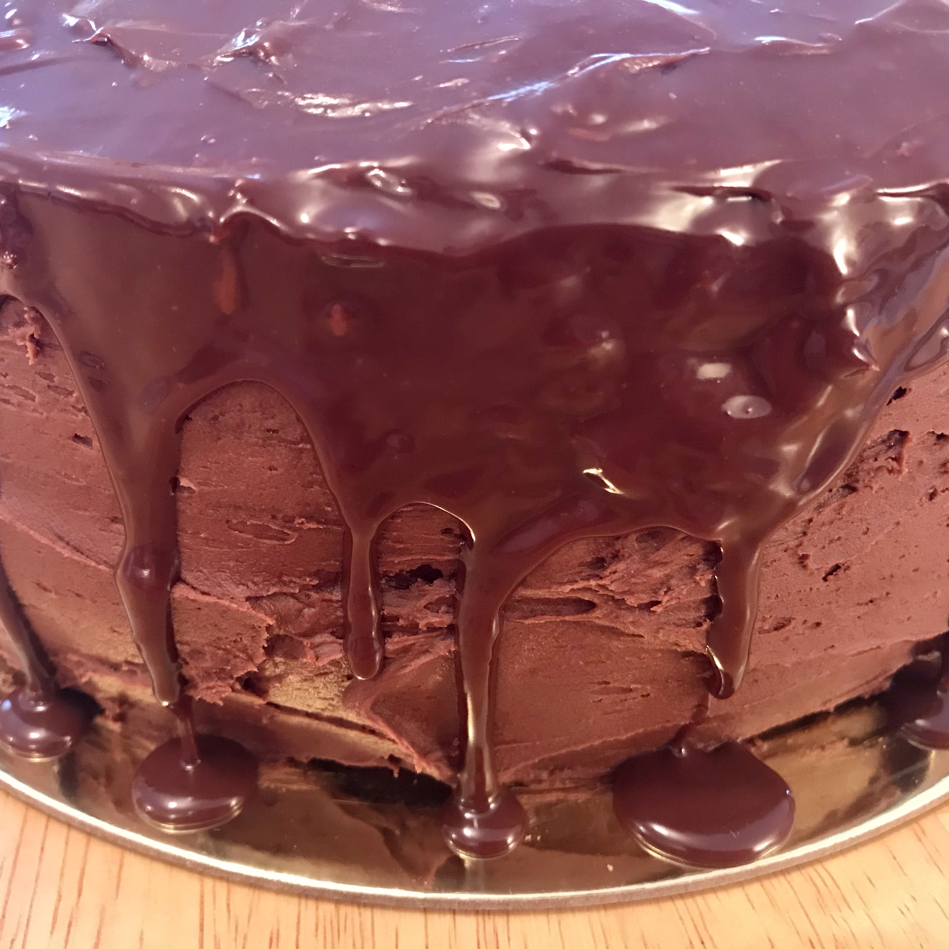 Super Simple Perfect Chocolate Ganache Stacey
