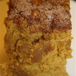 Snickerdoodle Cake I Jenn Harmon Jones