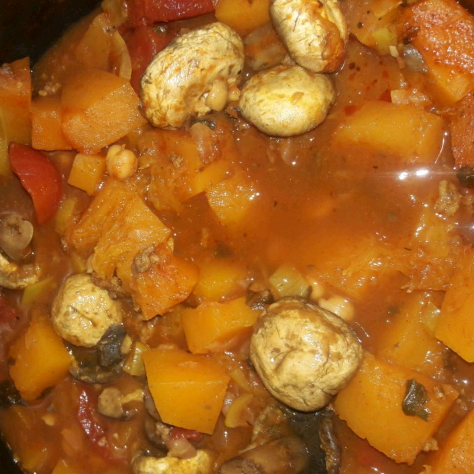 Moroccan Chickpea Stew lori styers