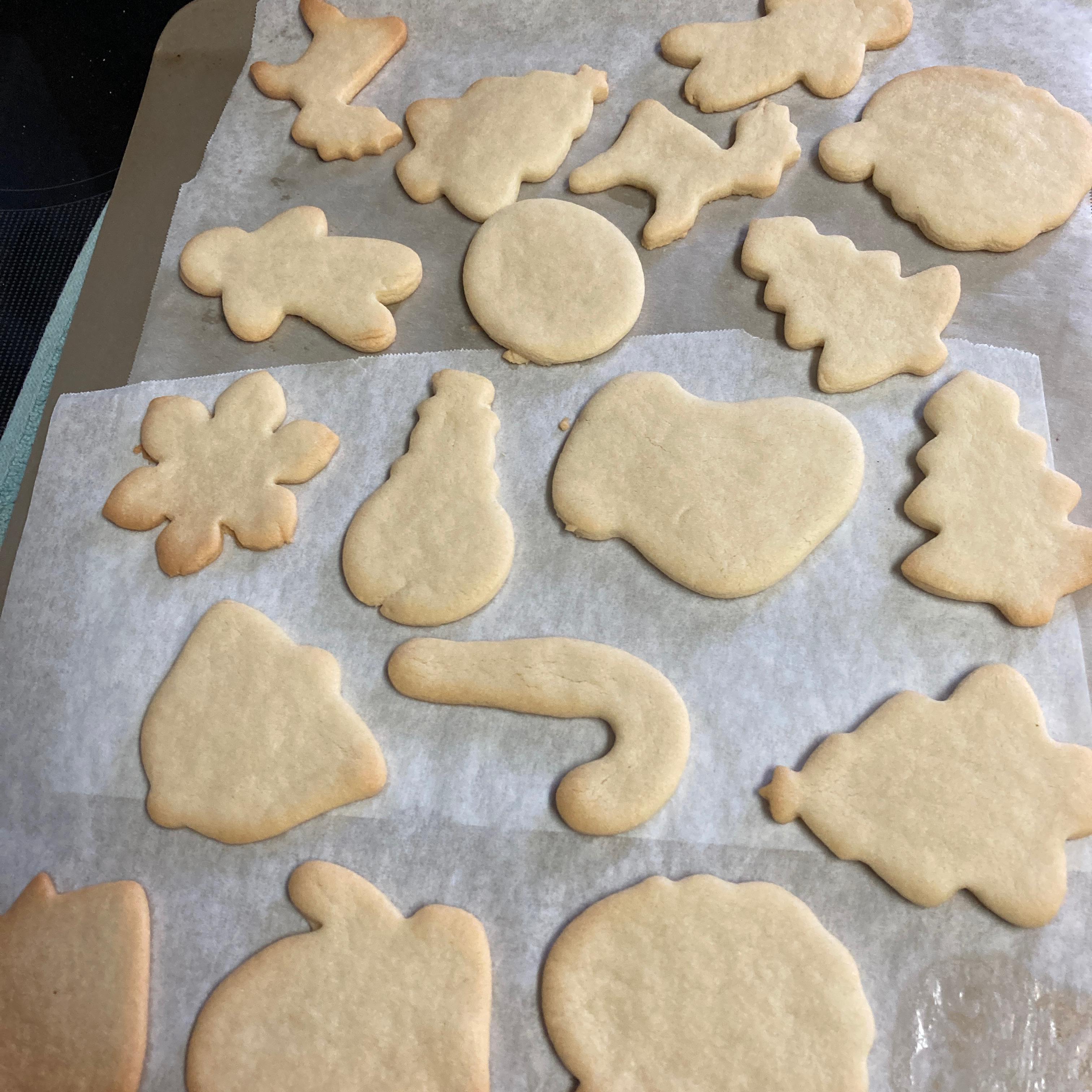 Sandy's Super Sugar Cookies Nanci Alley