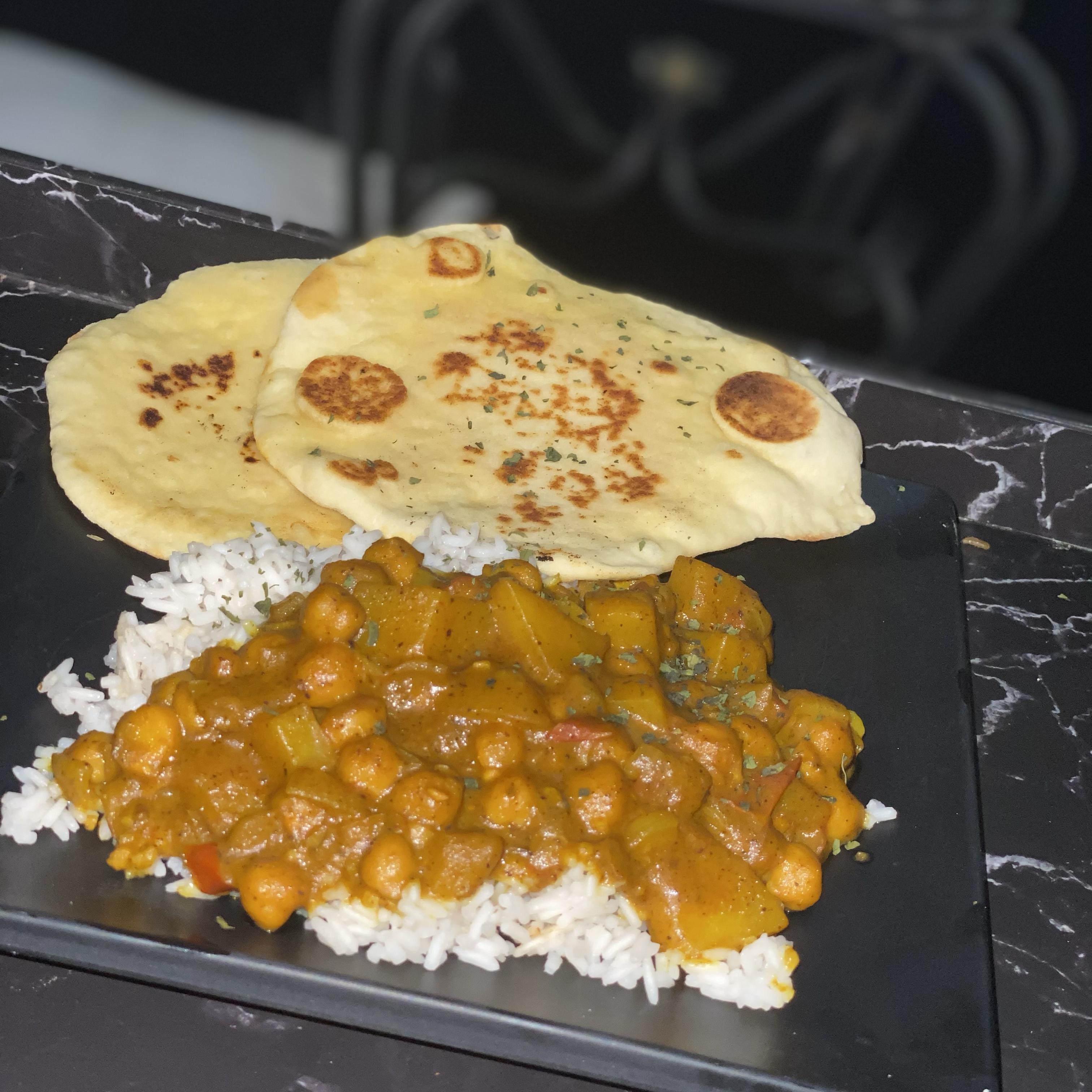 Indian Naan II
