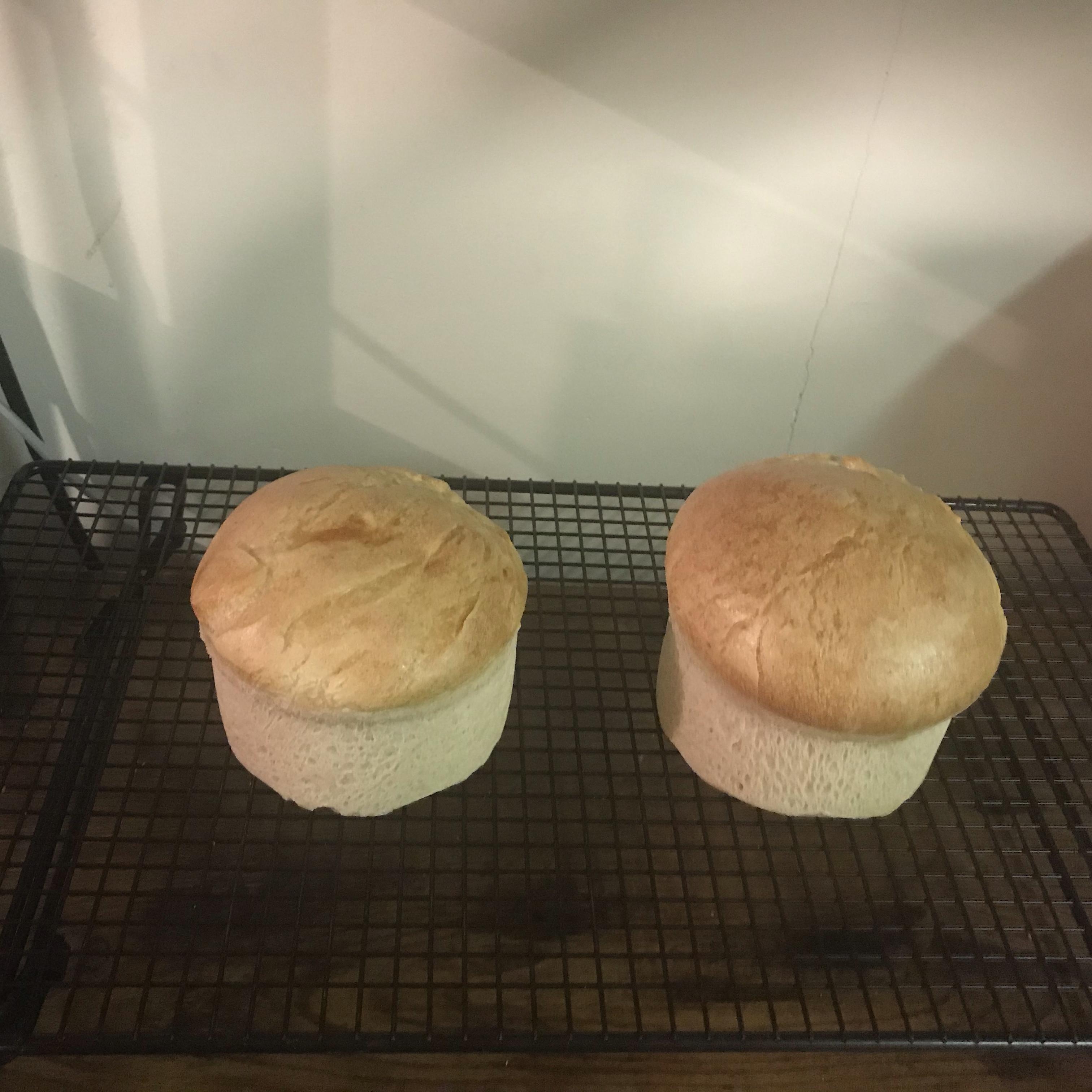 Italian Bread Bowls Randi W