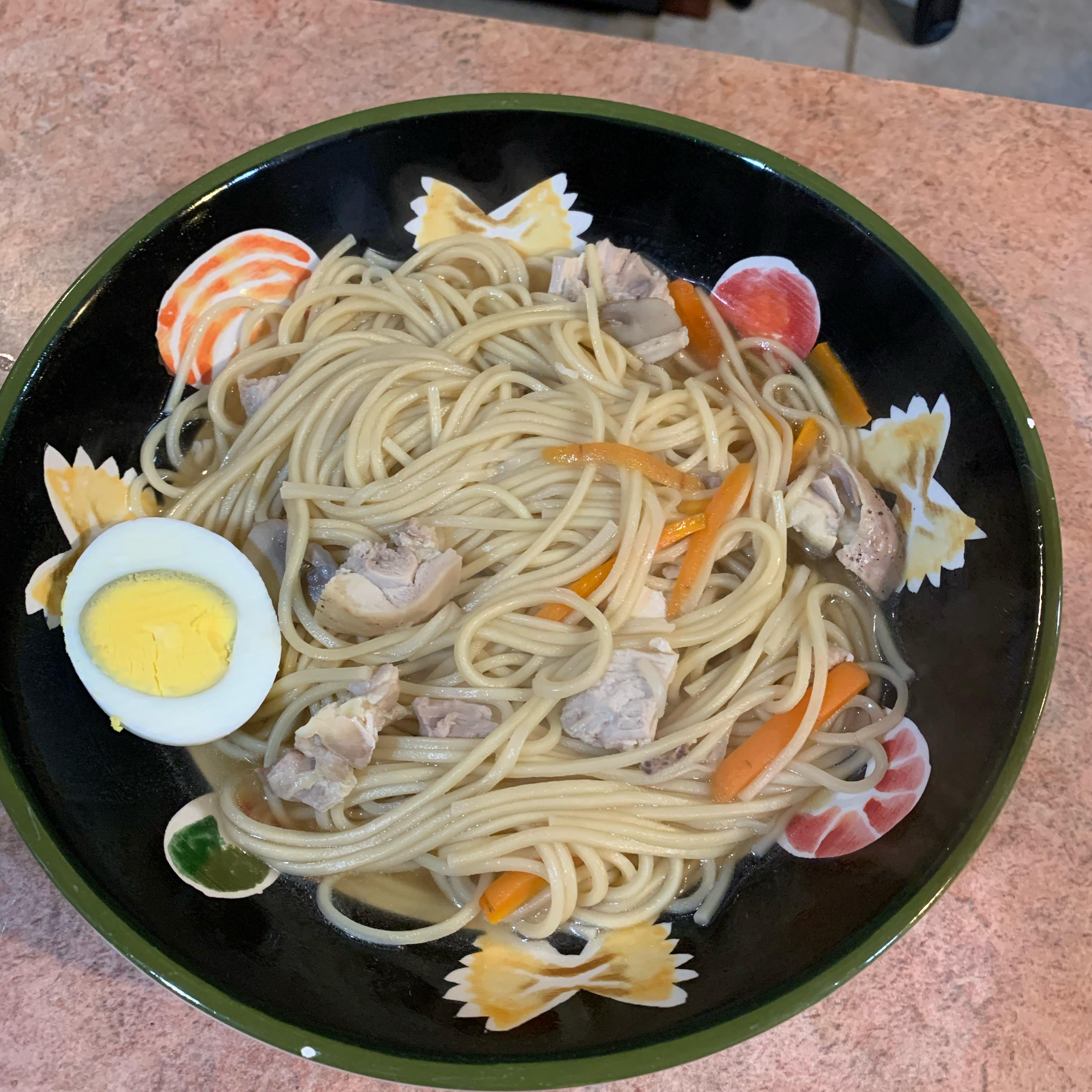 All Natural Ramen Noodles Sharon Swann Dobson