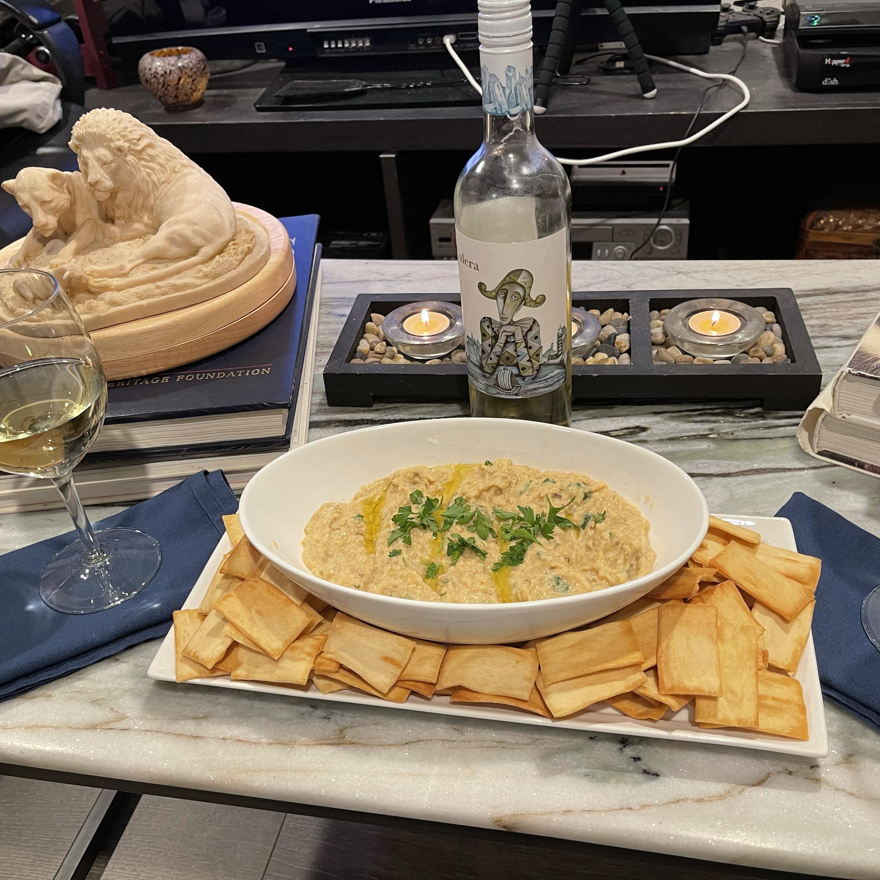 Chef John's Baba Ghanoush eliana