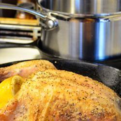 Happy Roast Chicken