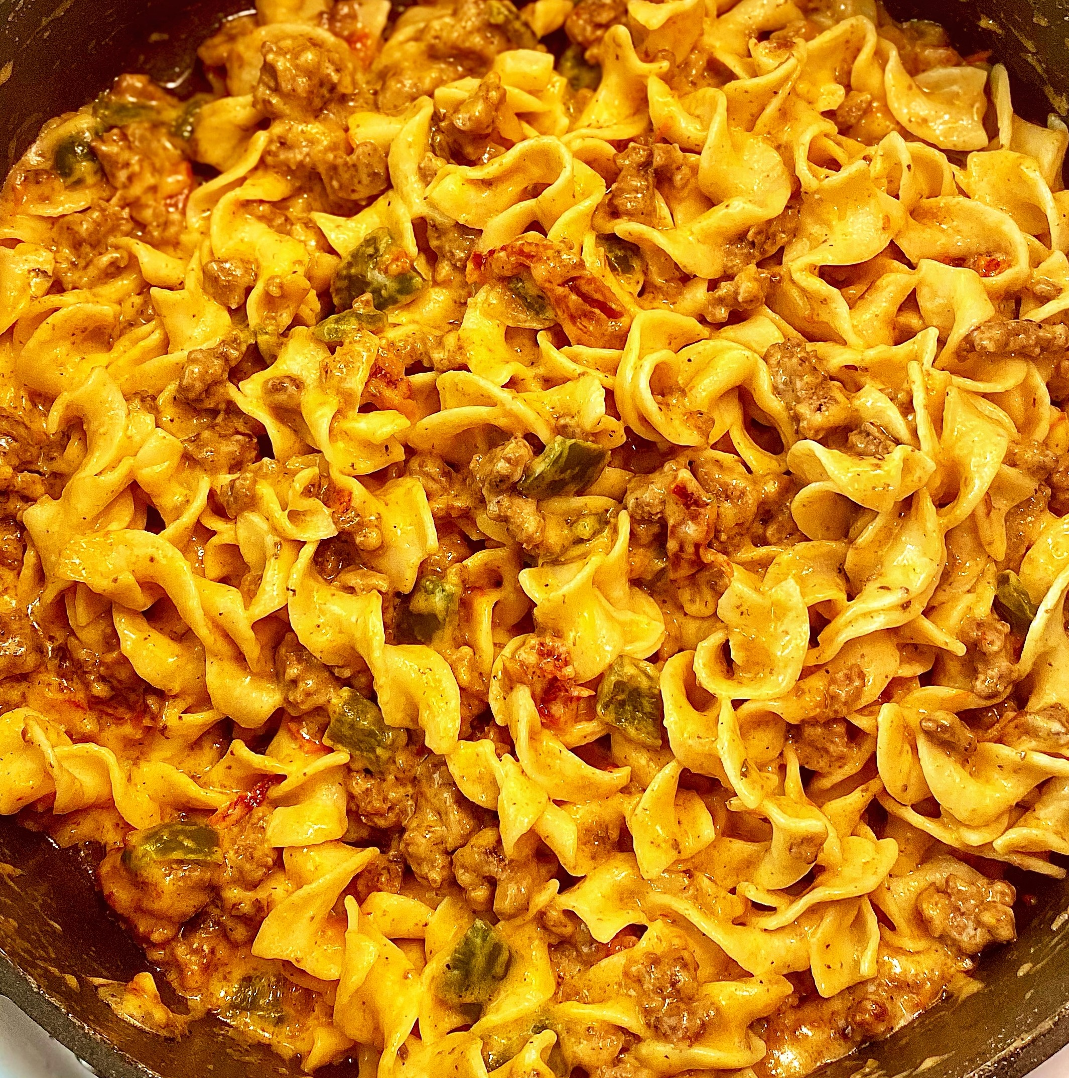 Grandma's Beef and Noodle Casserole