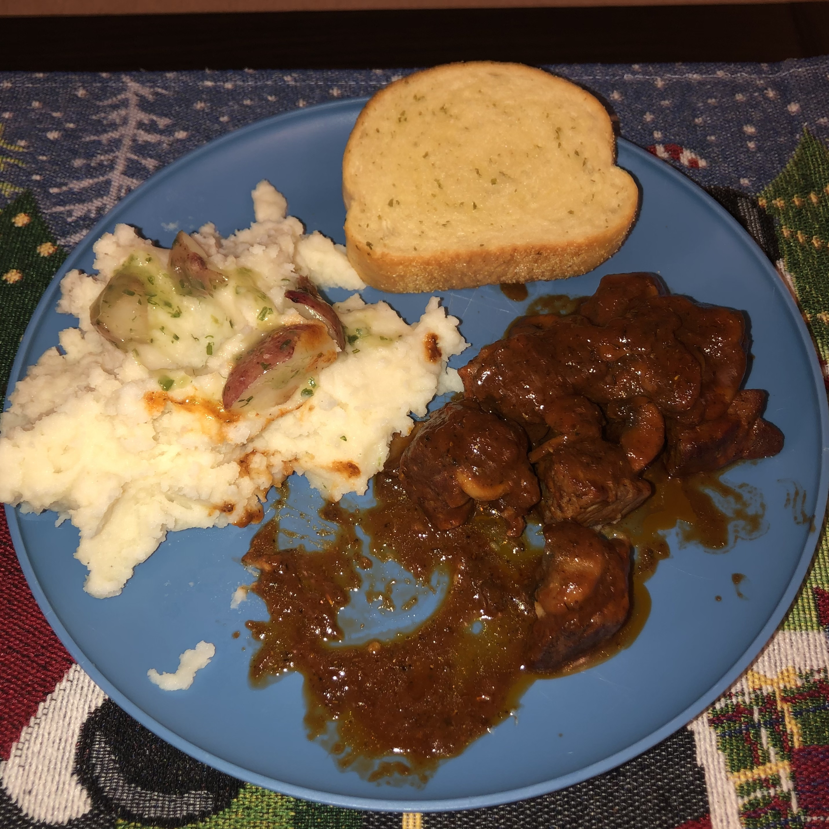 Beef Medallions with Caramelized Pan Sauce Eric