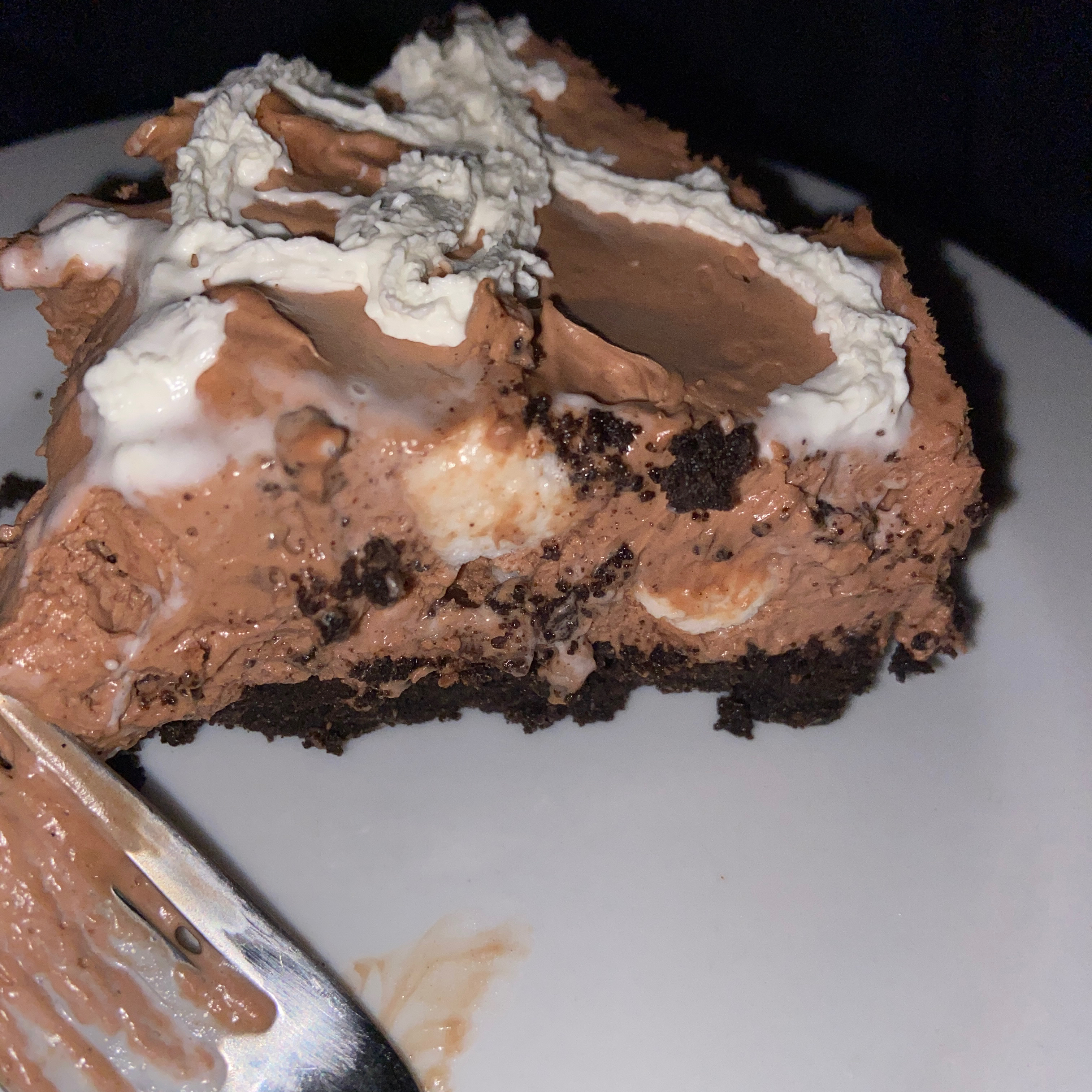 Rocky Road No-Bake Cheesecake TawnyLee