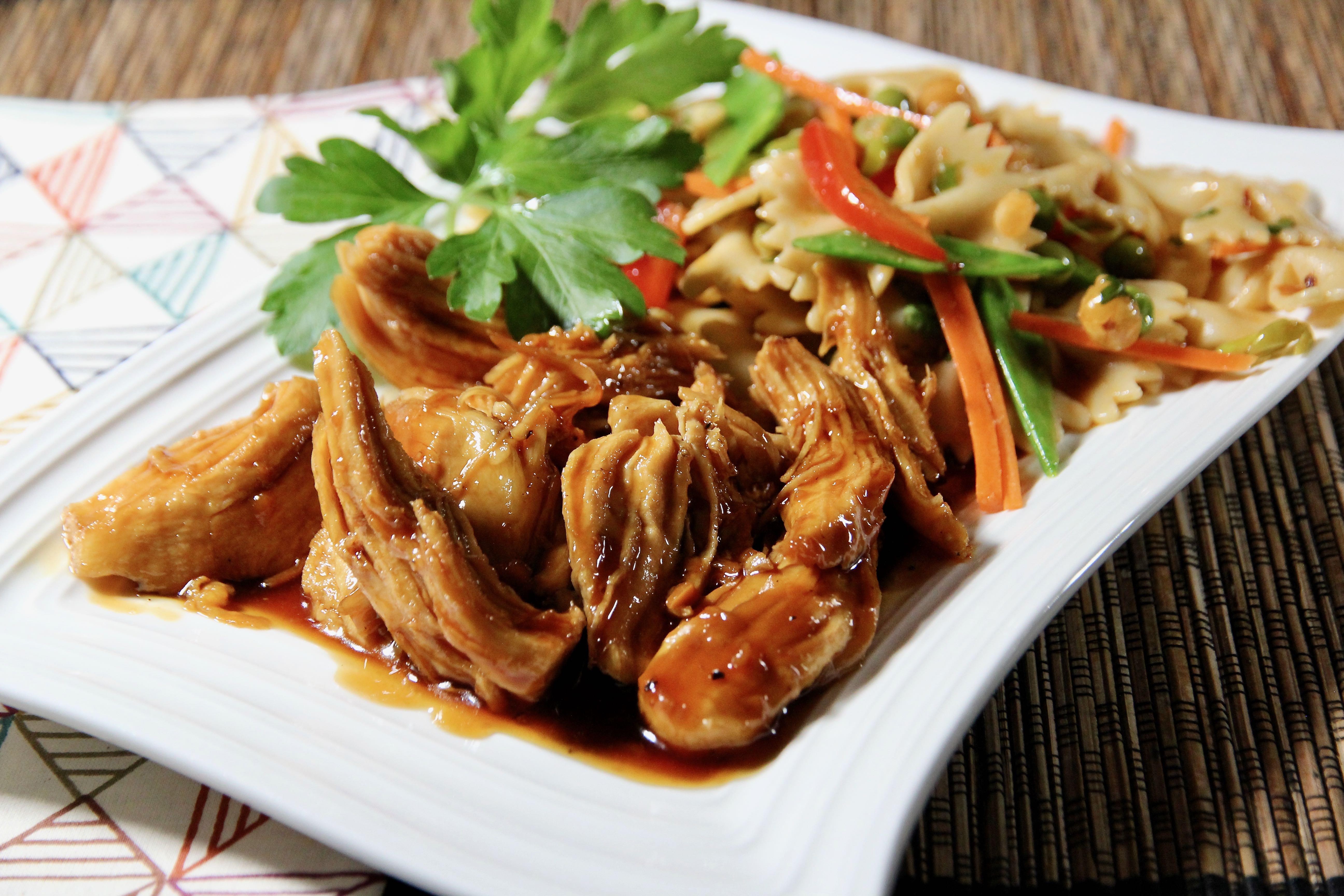 Instant Pot® Teriyaki Chicken Breast