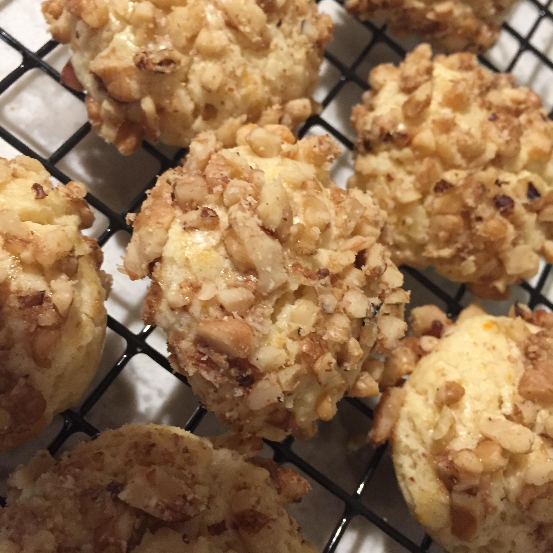 Lemon Nut Cookies mom
