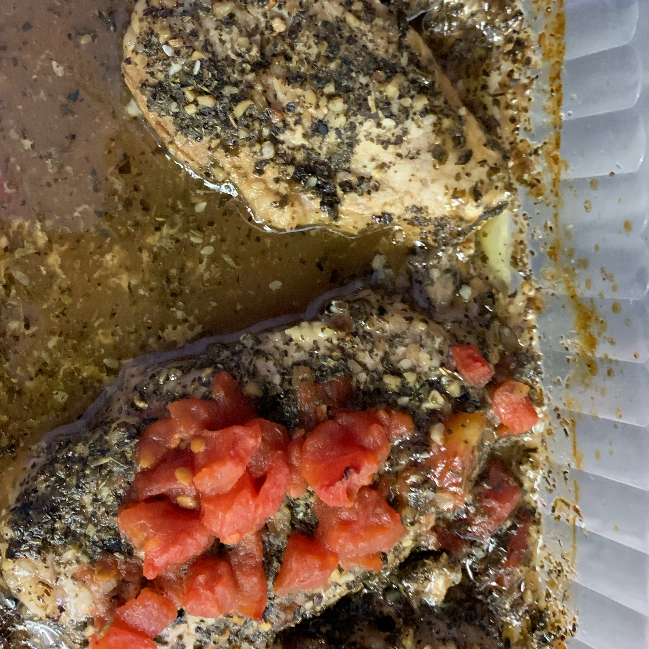 Italian Twisted Balsamic Pork Chops (Gluten-Free) dlk1024