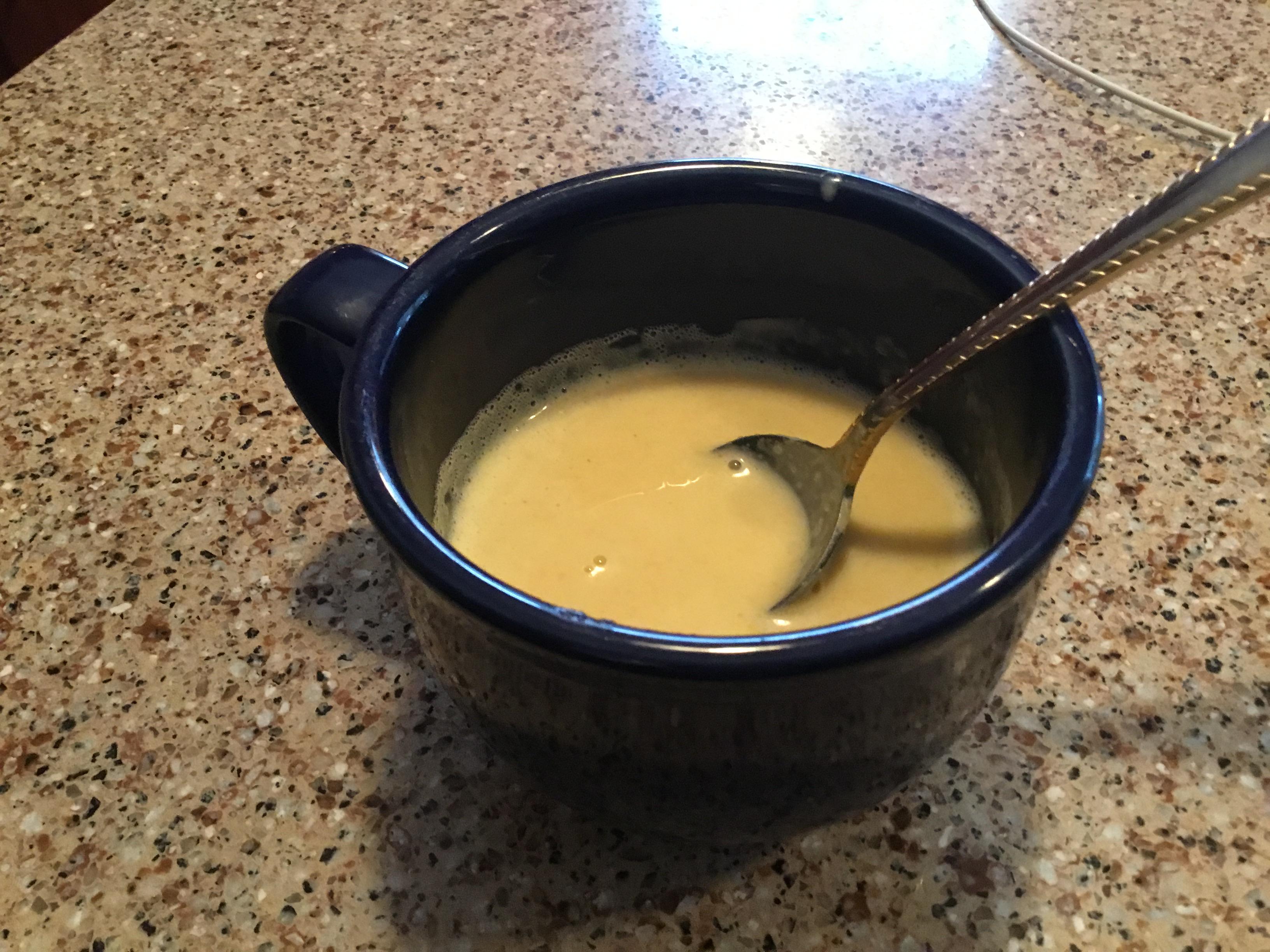 Cream of Celery Soup Sher