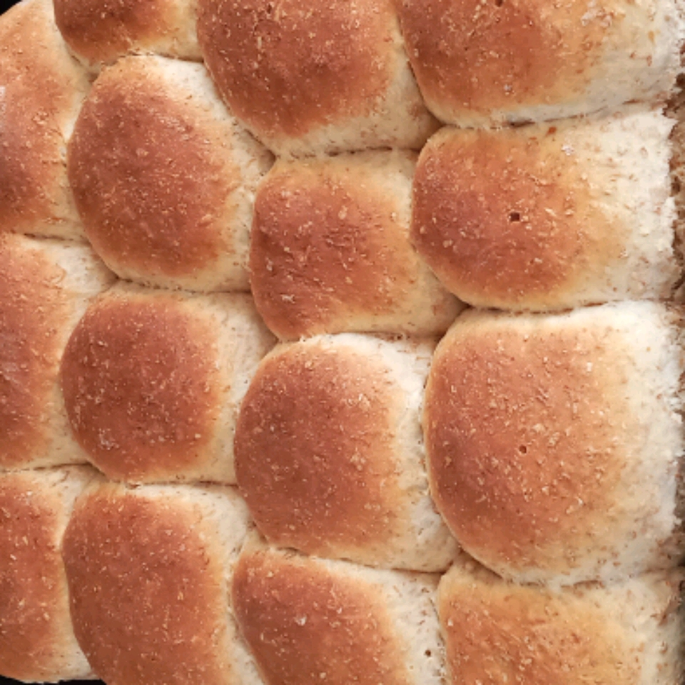 Easy Bread Machine Dinner Rolls