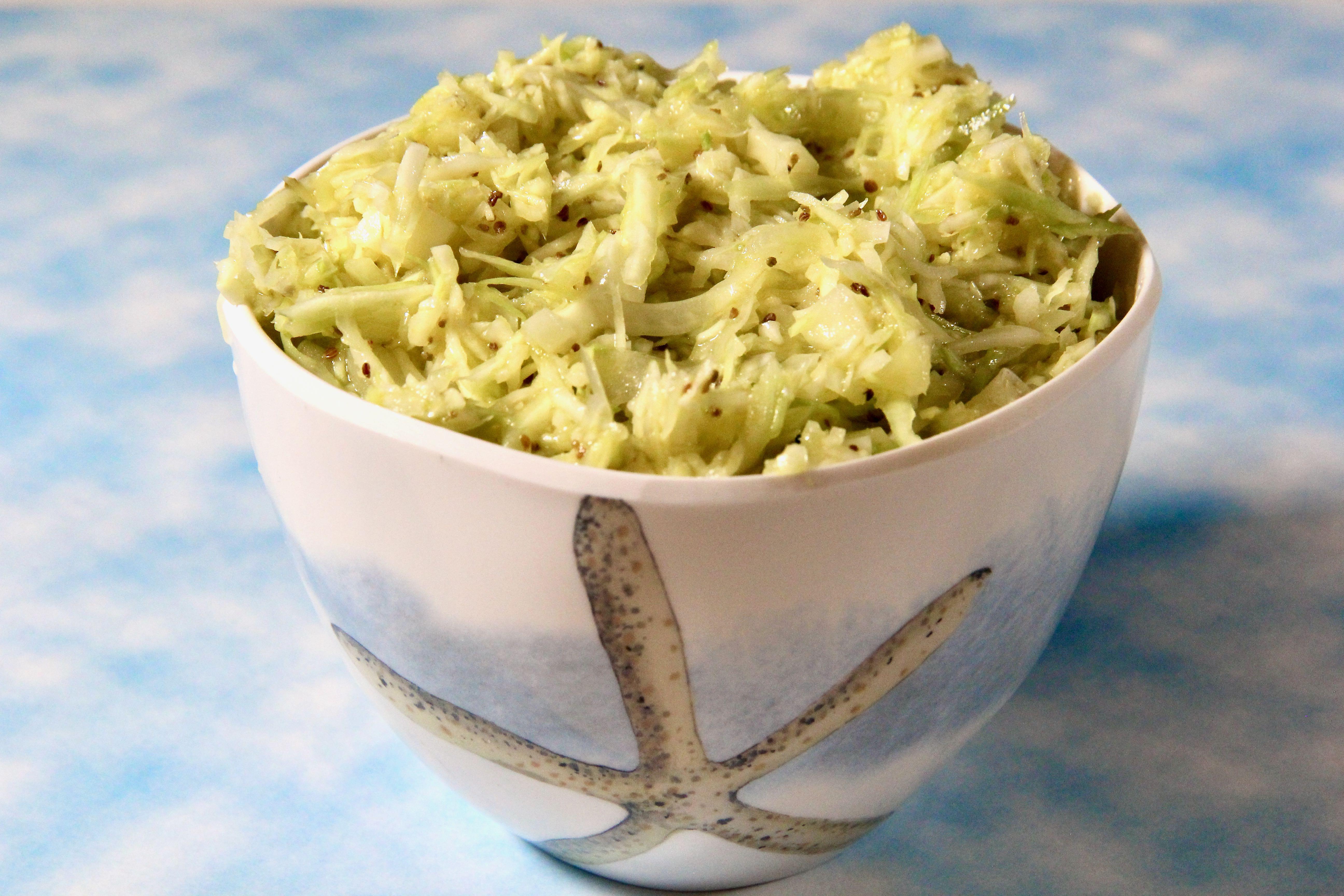 Pickled Coleslaw