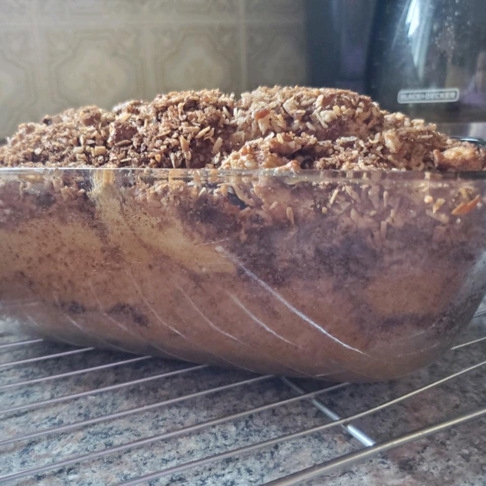 Cinnamon Coconut Loaf Colleen Seal