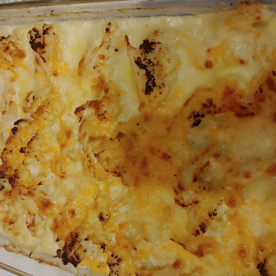 Lori's Cauliflower au Gratin willjoy