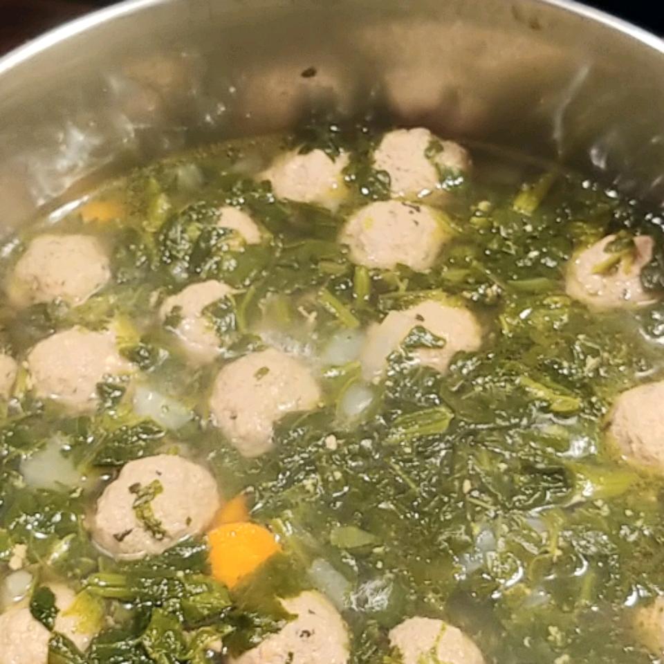 Italian Wedding Soup I