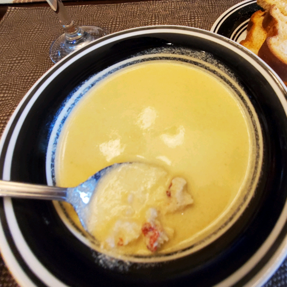 Perfect Lobster Bisque