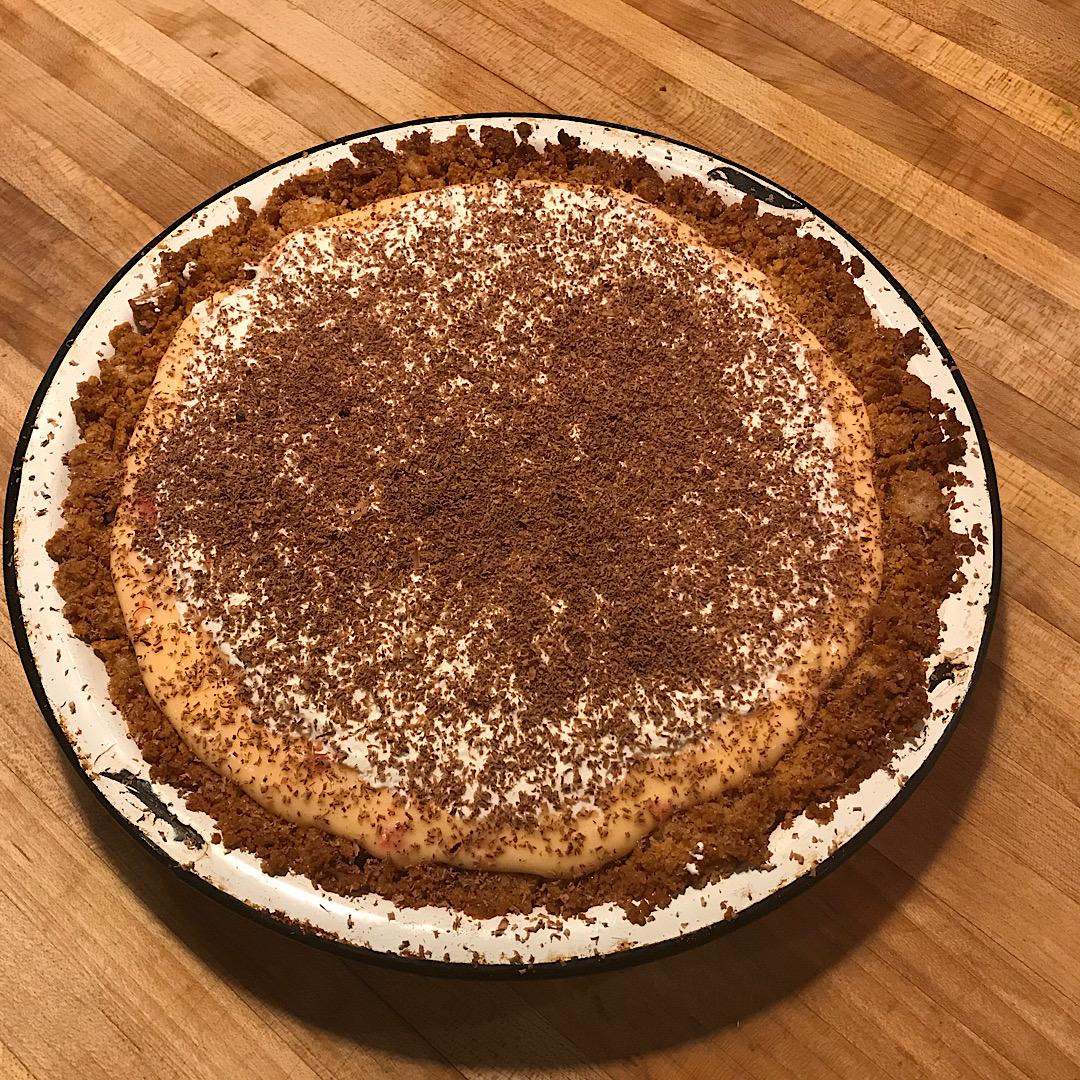 Nesselrode Pie I