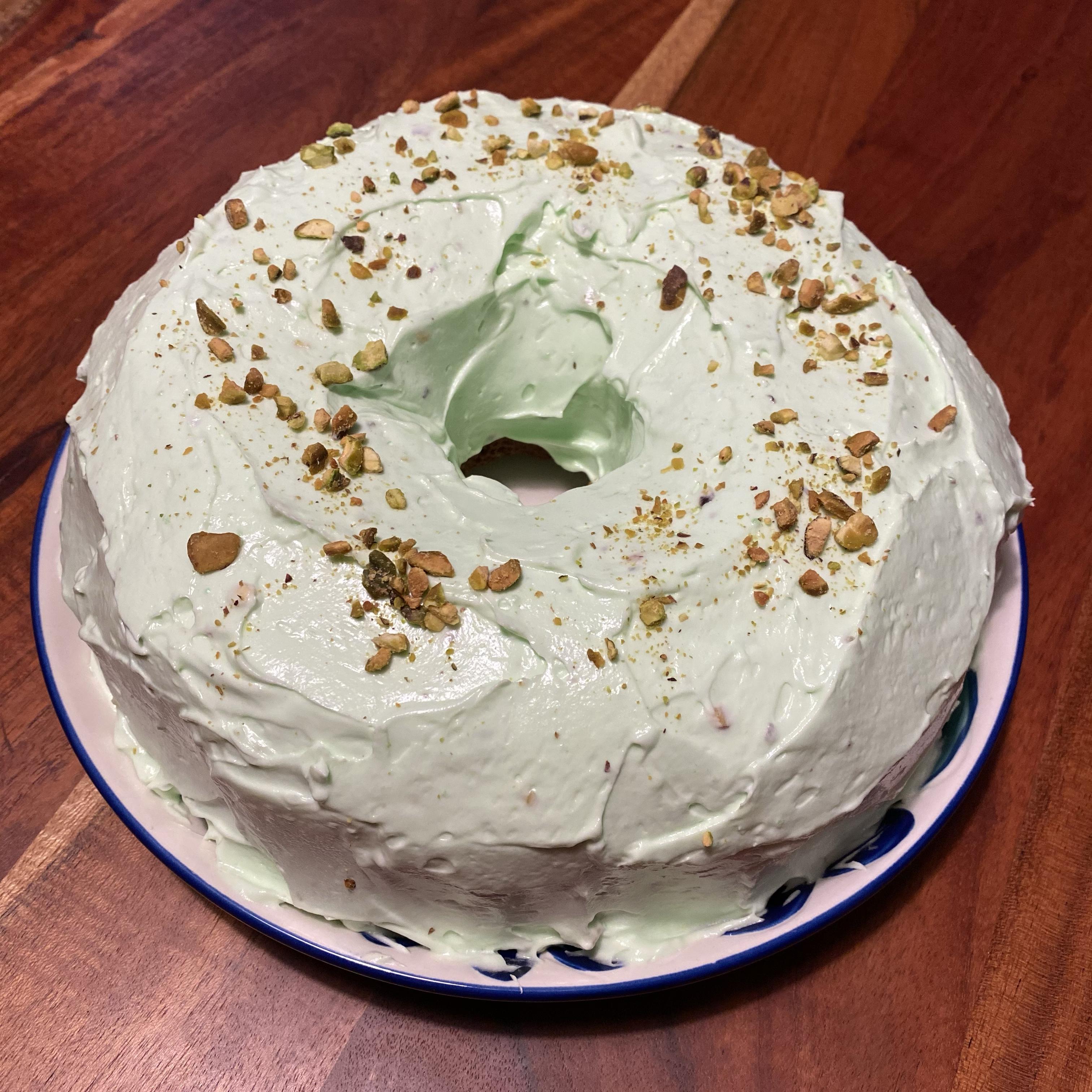 Pistachio Cake Carol Coe