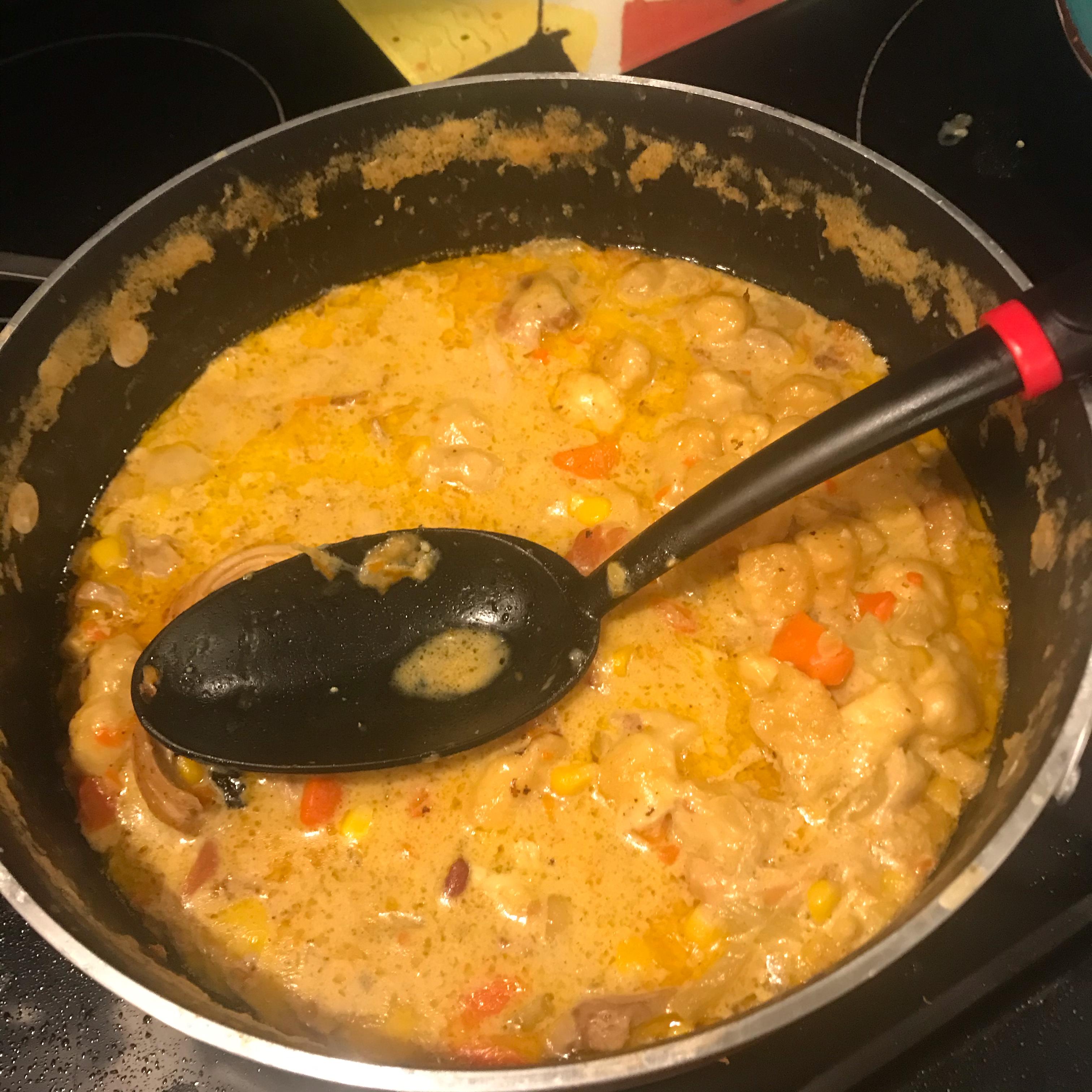 Chicken Thigh and Dumpling Stew