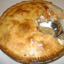 Chicken Pot Pie I Judy7905