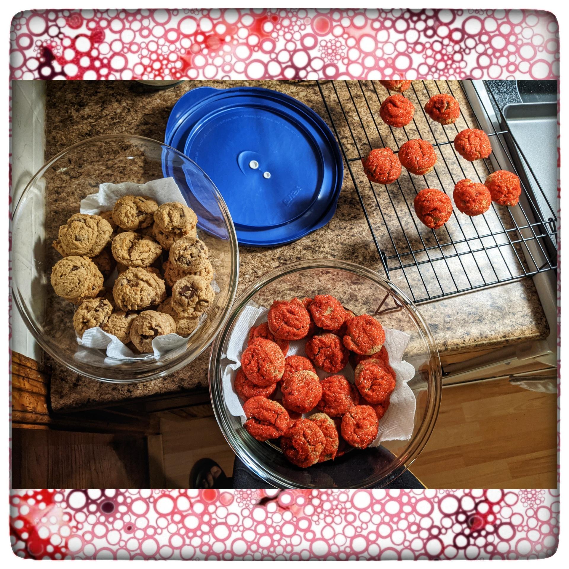 Coconut Almond Flour Chocolate Chip Cookies g0d5m15t4k3