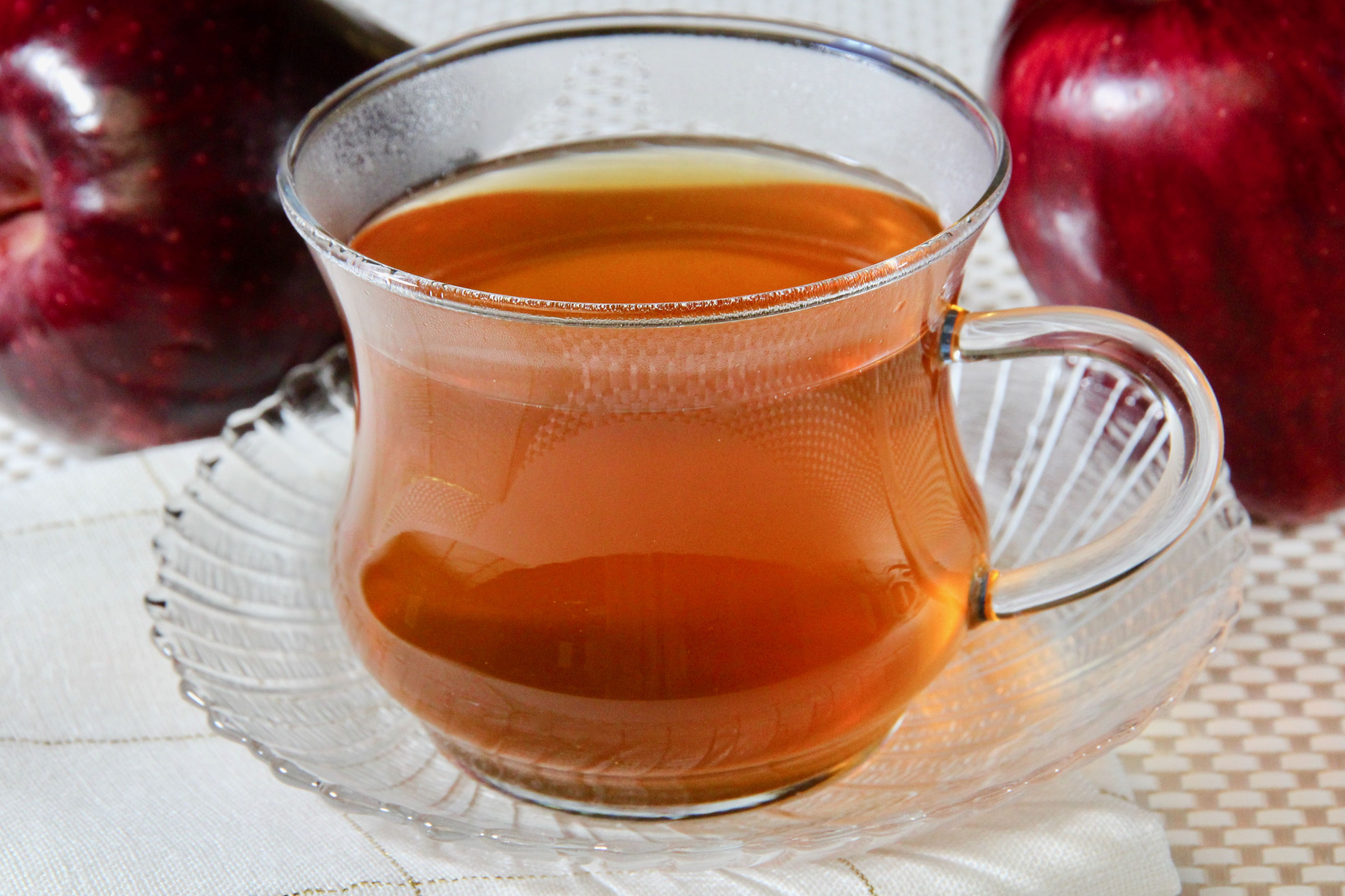 Apple-Ginger Tea