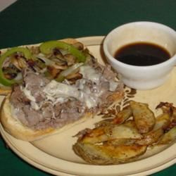 Griddle Style Philly Steak Sandwiches Lucky Noodles