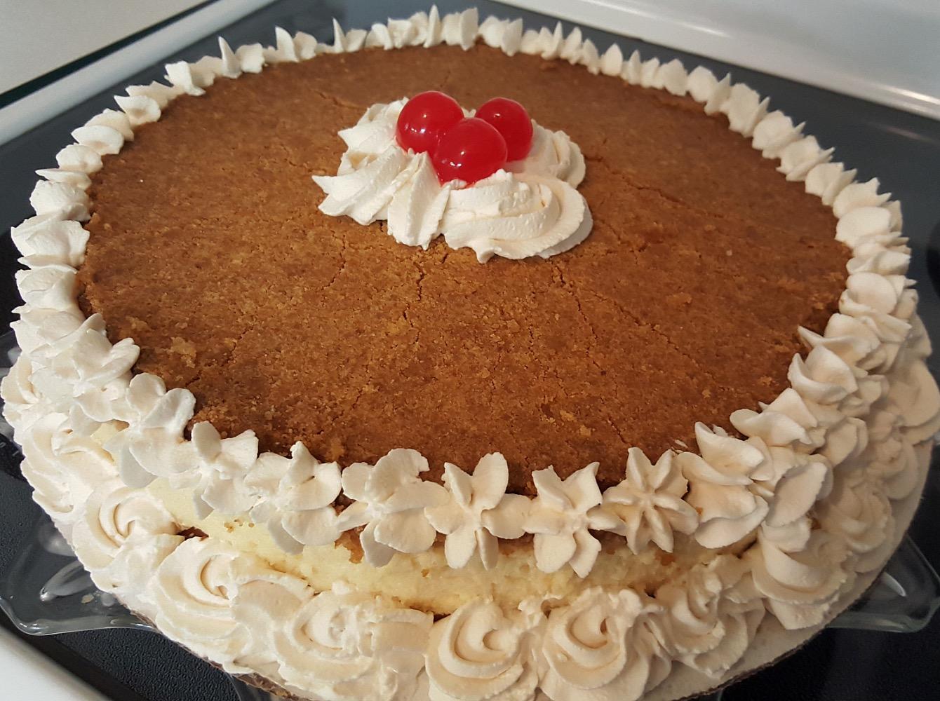 Amaretto Cheesecake II