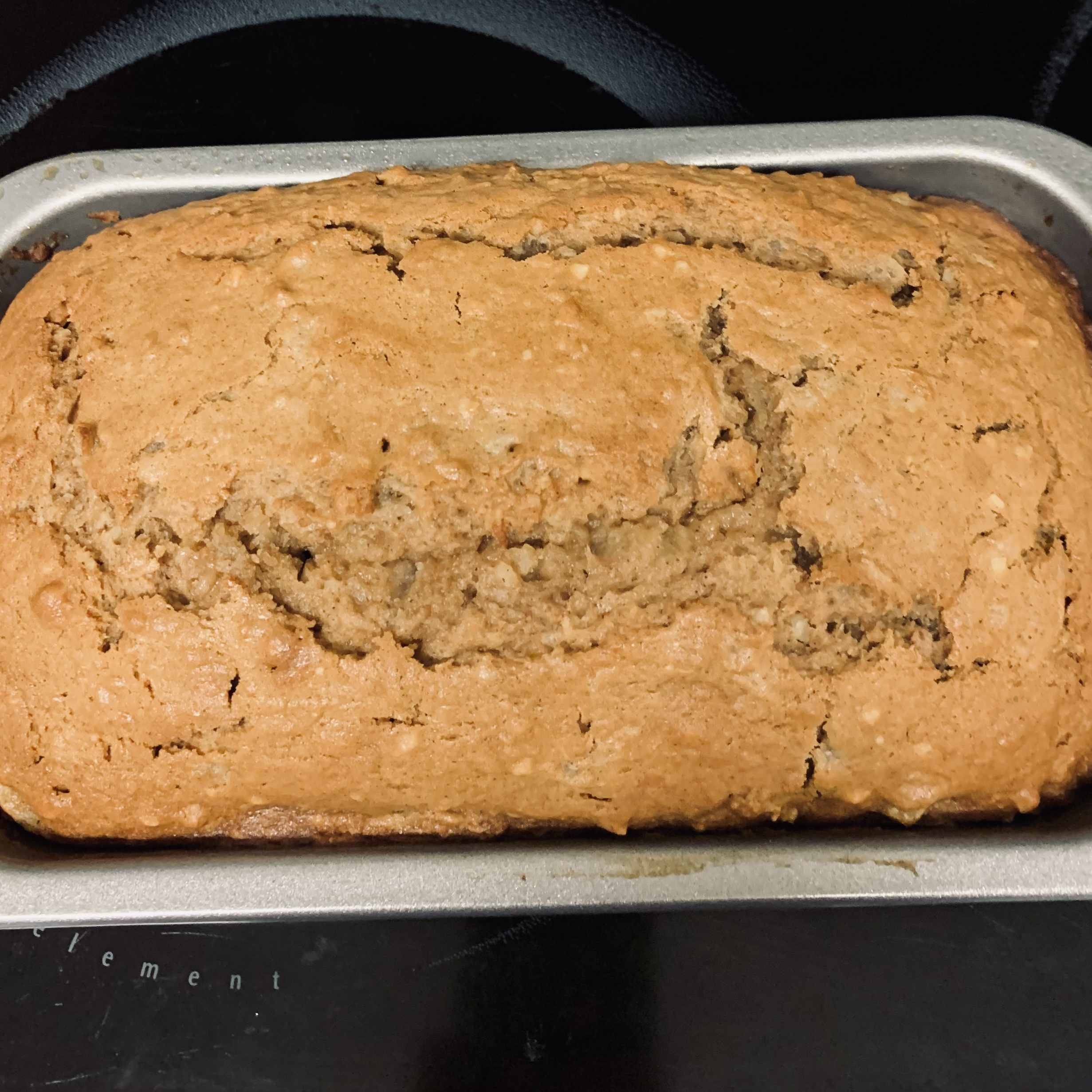 Quick Apple Pie Bread