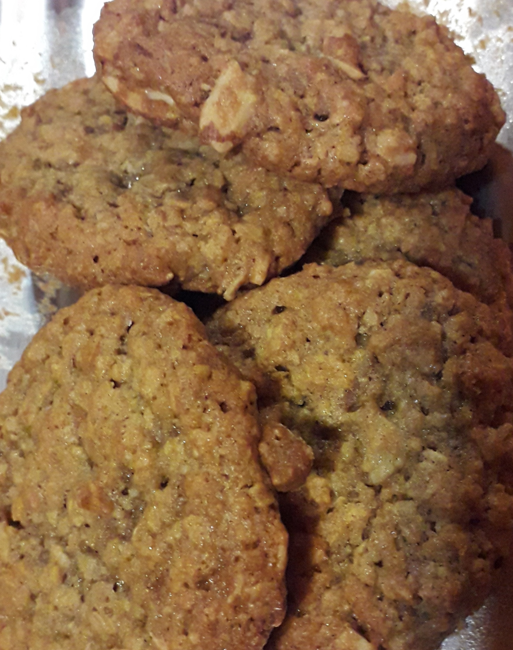 Excellent Oatmeal Cookies The Cheesecake Lady
