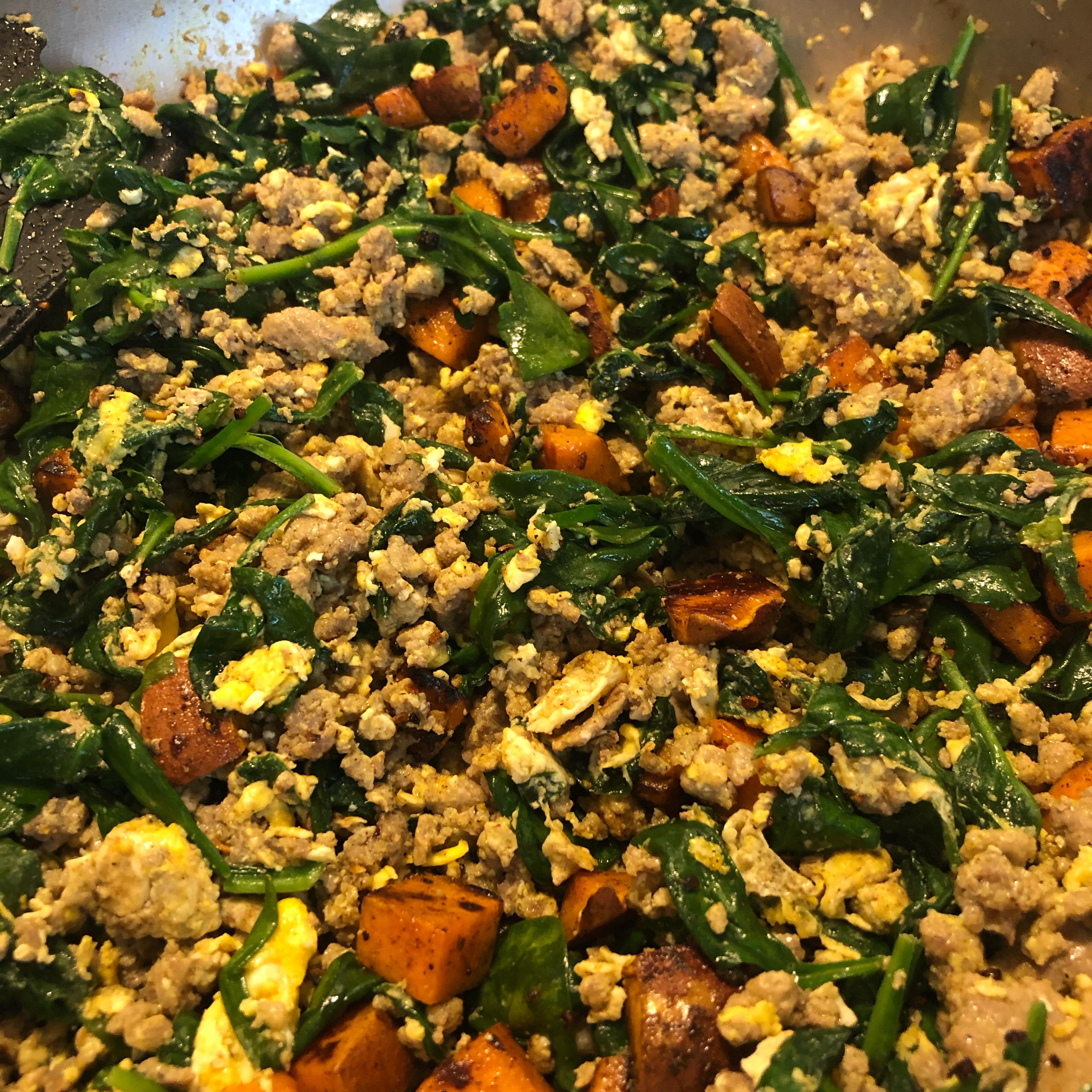 Moroccan Breakfast Skillet DeAnna L. Evans