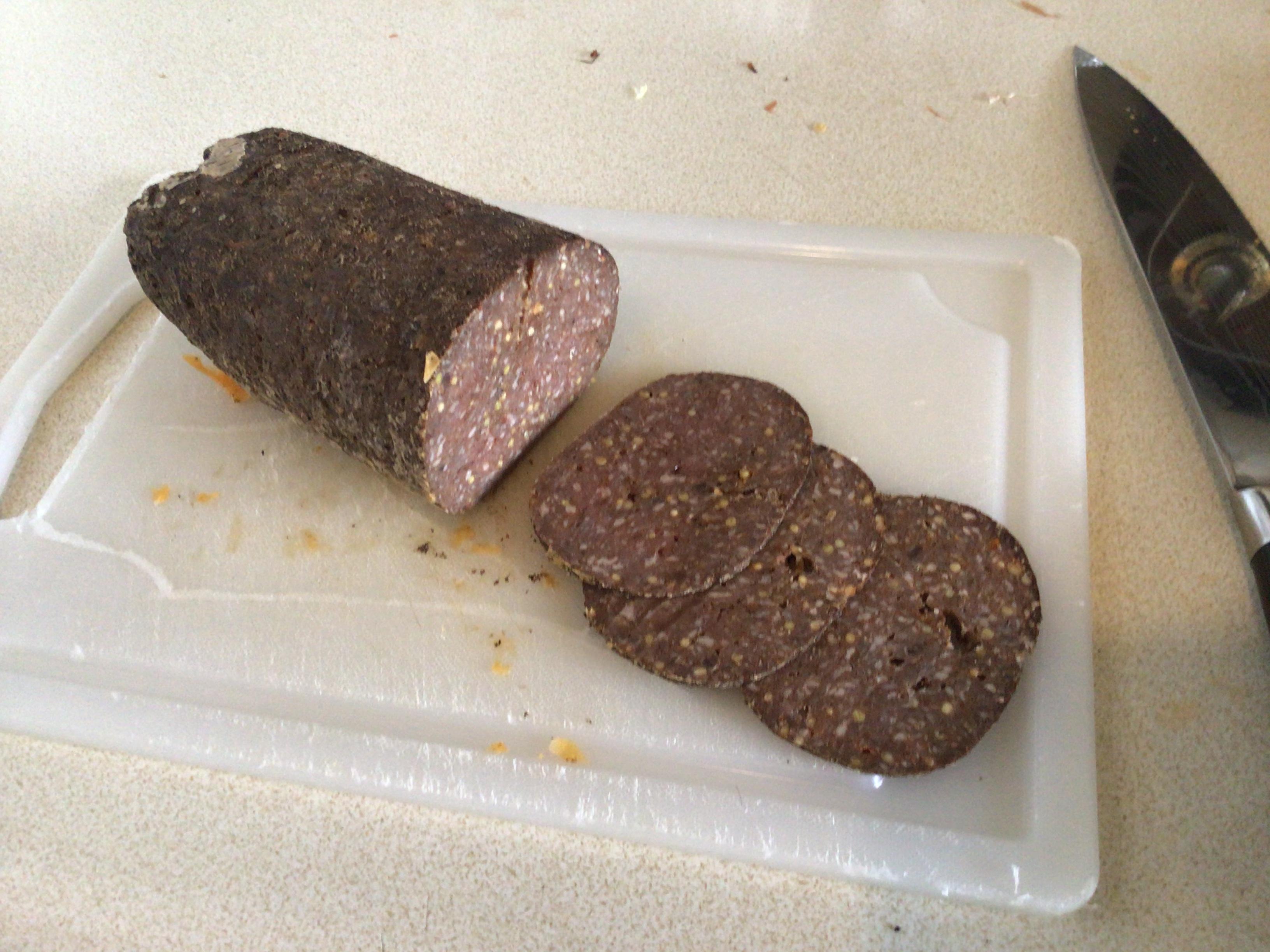Chef John's Summer Sausage Rodney Keith Bone