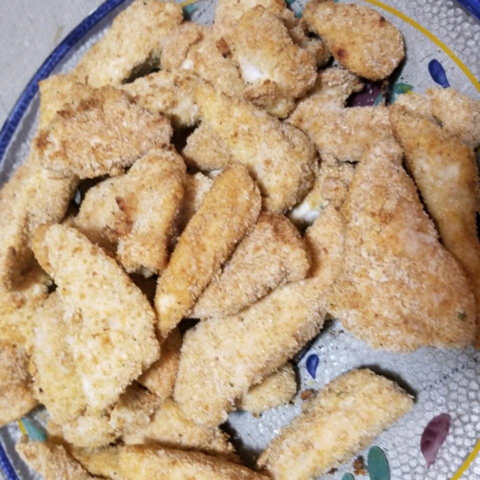 Easy Baked Chicken Tenders Bethbloom1
